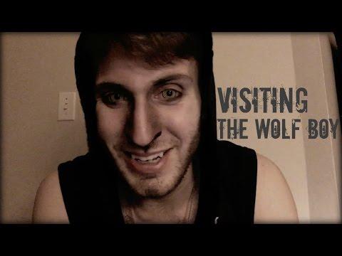 ASMR: Visiting Wolf Boy