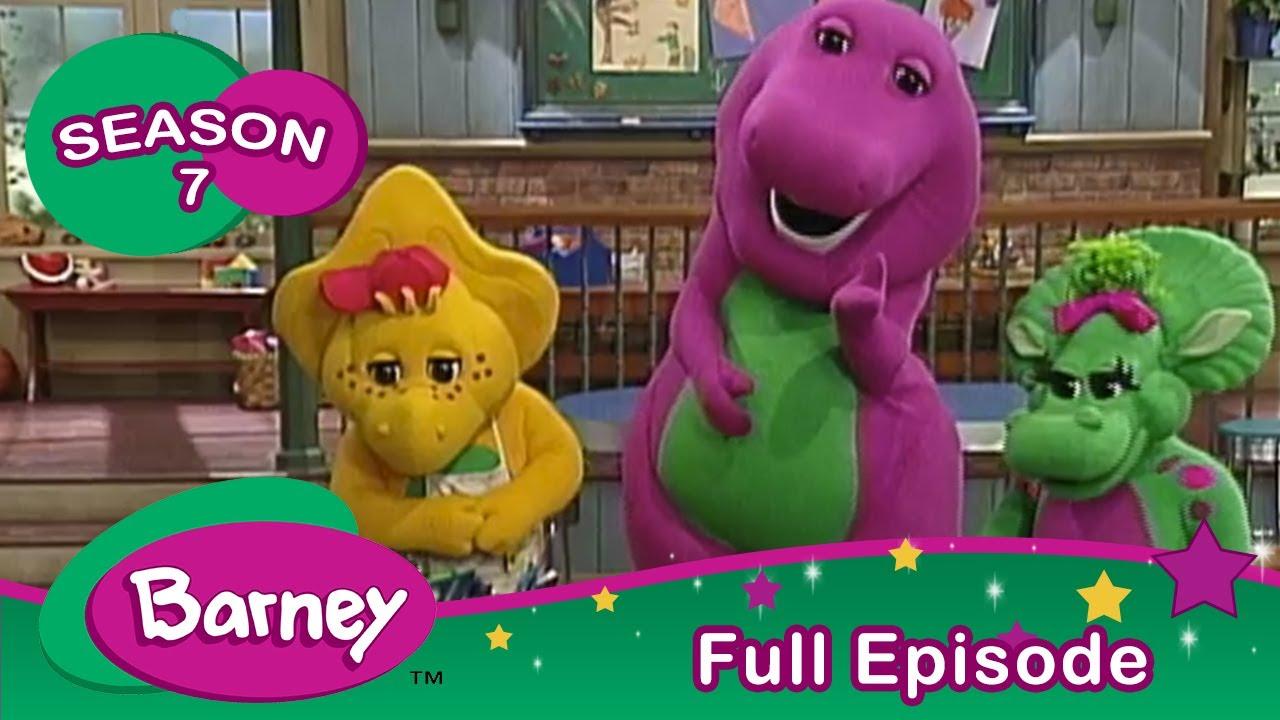 Download Barney | BJ's Really Cool House | Full Episode | Season 7