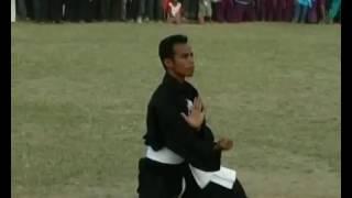 Jackie Chan & IKS.PTL Kera Sakti, Psht, Kork & Beladiri Se-Timor Leste