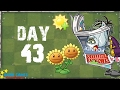 Plants Vs Zombies 2 Modern Day Day 43 Produce 3500 Sun No Premium mp3