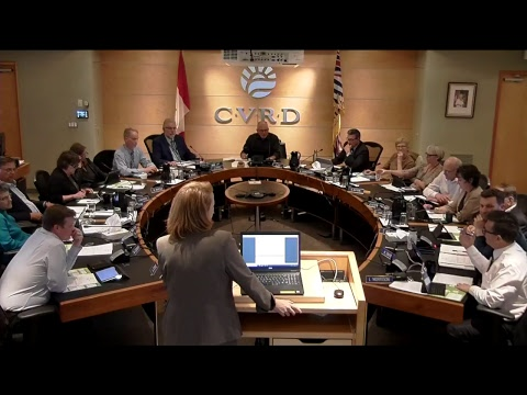 Corporate Services Committee May 9, 2018