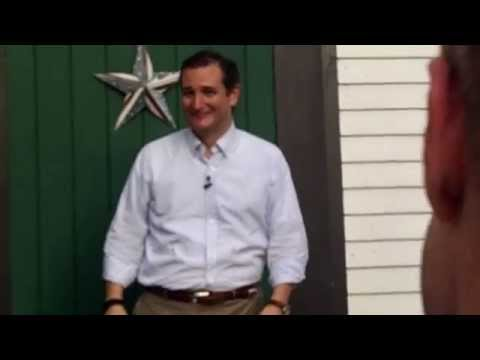 "Sen. Ted Cruz stumps at ""The Barn"", Andover MA"