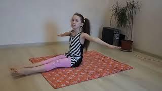 ЛФК. Комплекс упражнений при профилактики нарушения осанки и плоскостопии.
