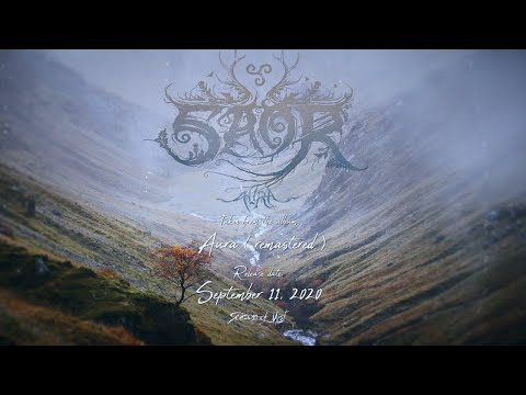Saor -  Aura (Official Remastered Track)