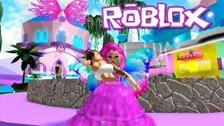 Roblox: Fairies & Mermaids Winx High School ~ Epic Art Fail & Ballroom Entrance