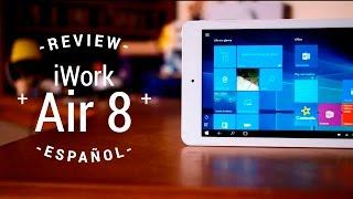 Cube iWork 8 Air ($94) - Review en español