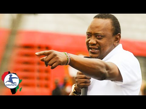 President Kenyatta's 'AFRICA IS NOT FOR THE TAKING' Speech Ranked Best of 2020