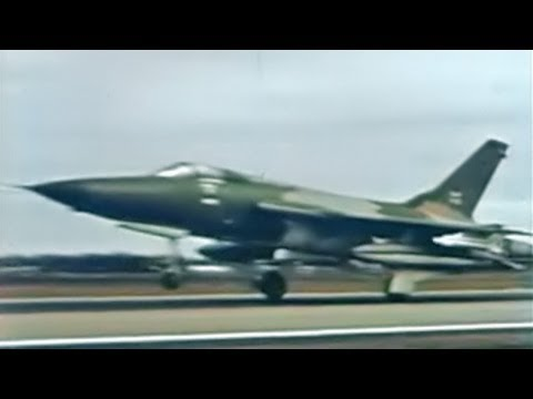 The Twenty Five Hour Day:  F-105s in Vietnam - Restored Color, 1967