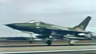 The Twenty Five Hour Day:  F-105s in Vietnam - Restored Color, 1967