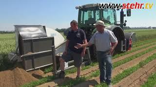Stehr SGF 800 Grabenfräse - Mäuseplage Agrawirtschaft