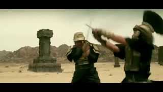 DRAGON BLADE : Jackie Chan vs. John Cusack