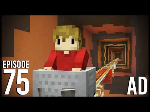 Hermitcraft 7: Episode 75 - BIG BARGE SWEEP!