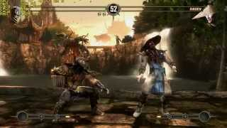 Mortal Kombat Komplete Edition Intel Dual Core E5300 + NVIDIA GT 630