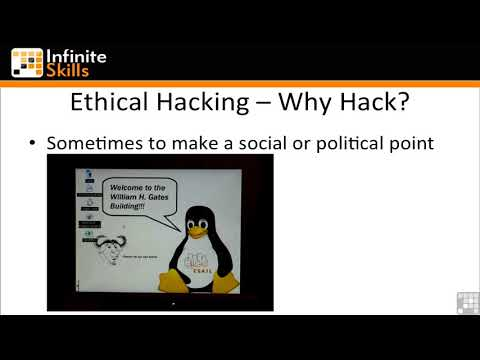 Ethical Hacking Course (start hacking today)