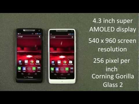 Motorola Droid Razr M for Verizon Wireless