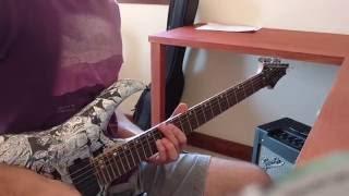 Avenged Sevenfold - Gunslinger (Acoustic/electric Guitar Cover)
