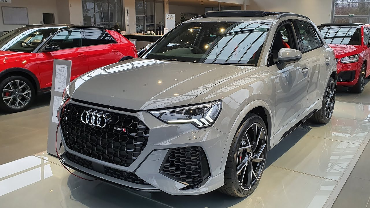 2020 Audi Rs Q3 Quattro S Tronic Visual Review Youtube