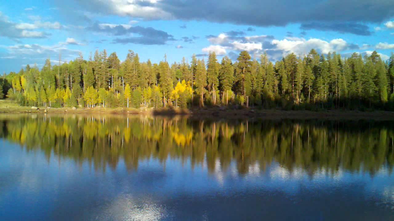 A1 Lake White Mountains Arizona - Youtube-8442