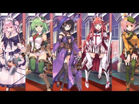Dungeon Travelers 2: Launch Trailer (EU - English)