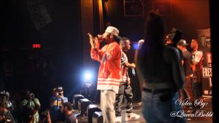 Fabolous & Troy Ave Perform