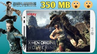 350 MB X Man Wolverine #PPSSPP Game Highly Compressed