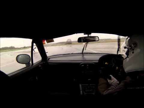 First trackday with Torsen LSD. Blyton Park