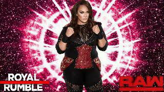 Nia Jax theme Force of Greatness low pitched