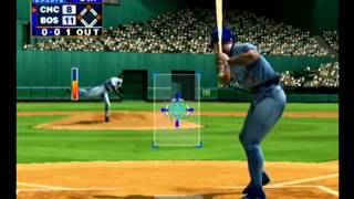 World Series Baseball 2K1 Cubs vs Red Sox Dreamcast Part 4