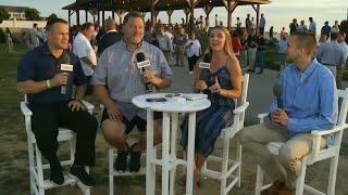 2019 American Football Media Days: Rene Ingoglia & Mike Couzens, ESPN