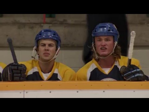 The Letterkenny Hockey Players are goin' full feathers on