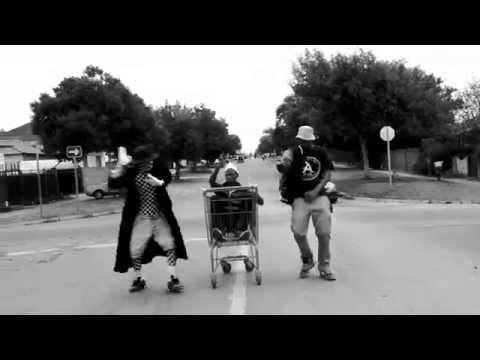 VertigoMan and Cox1Tau - Ka Trollie/Grocery (Run Jozi Parody) Directed by Dro