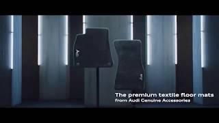 Audi Premium textile floor mats