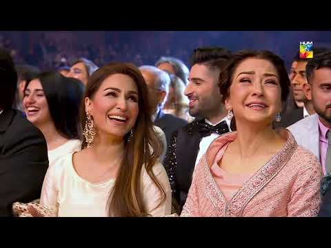 Best Moments | Sami Khan | Kashmir 7th HUM Awards | HUM TV
