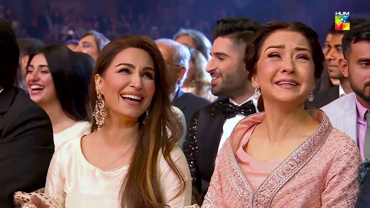 Download Best Moments   Sami Khan   Kashmir 7th HUM Awards   HUM TV