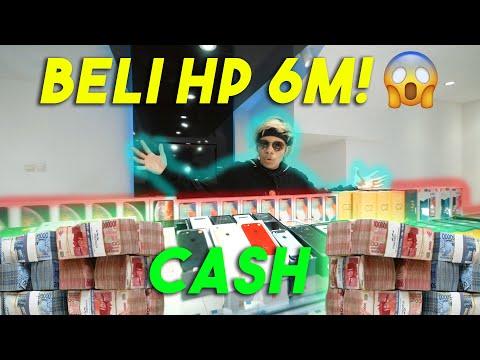 BELI HP 6 MILIAR CASH! Buat apa? 😱😱 No ClickBait