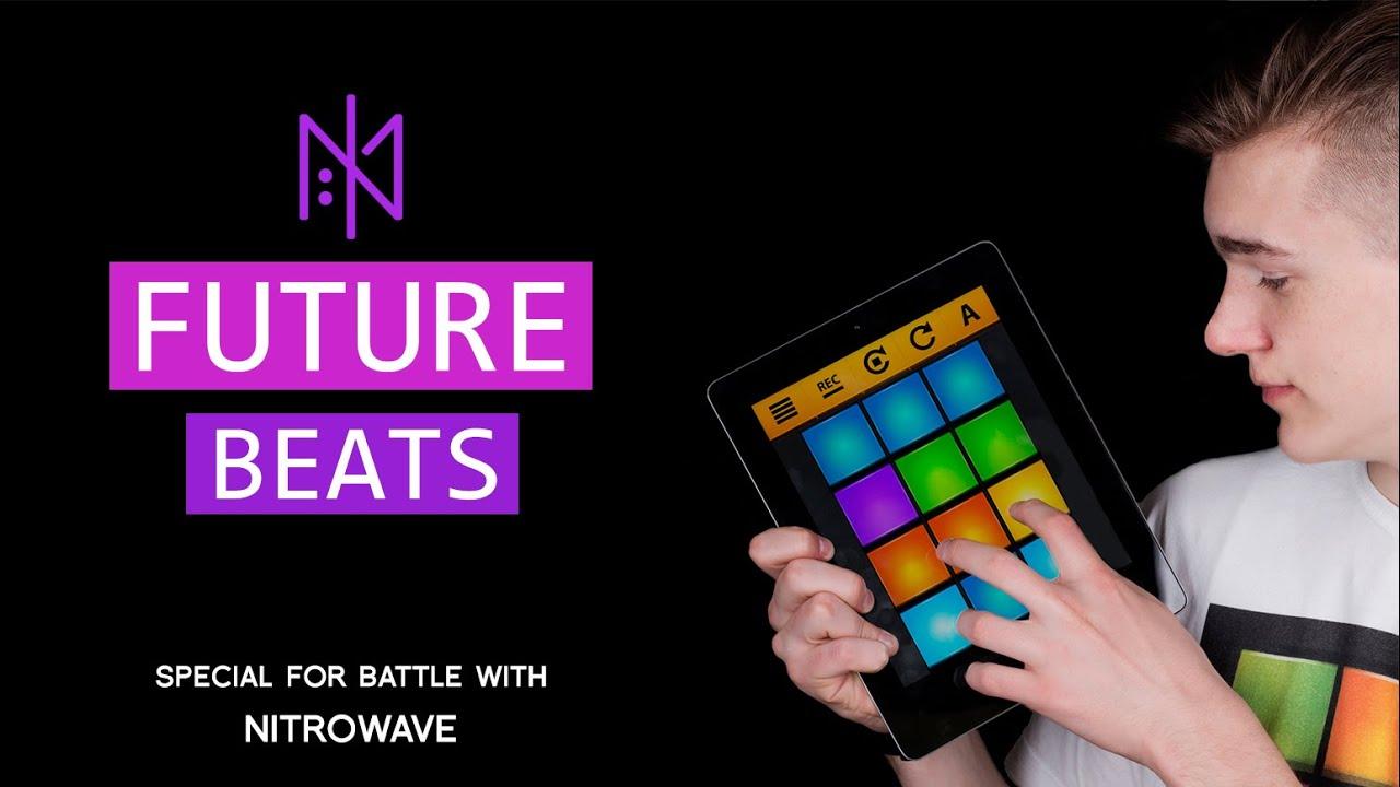 Drum Pads 24- Future Beats by mod:noise
