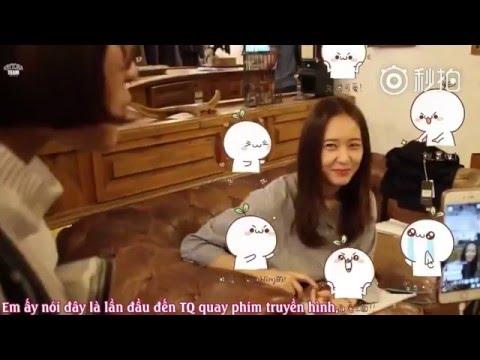 """[Vietsub] f(x) Krystal - """"Graduation Season"""" Live Interview Full {Krytoria Team x Nhóc Tồ}"""
