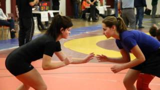 COSSA 2011 Wrestling - North Hastings High school - Bancroft, ON