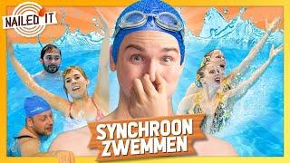 SYNCHROONZWEMMEN! - Nailed it [Aflevering 5/Seizoen 2]