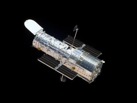 Launch Of NASA's Hubble Space Telescope - ABC News Nightline - April 9, 1990