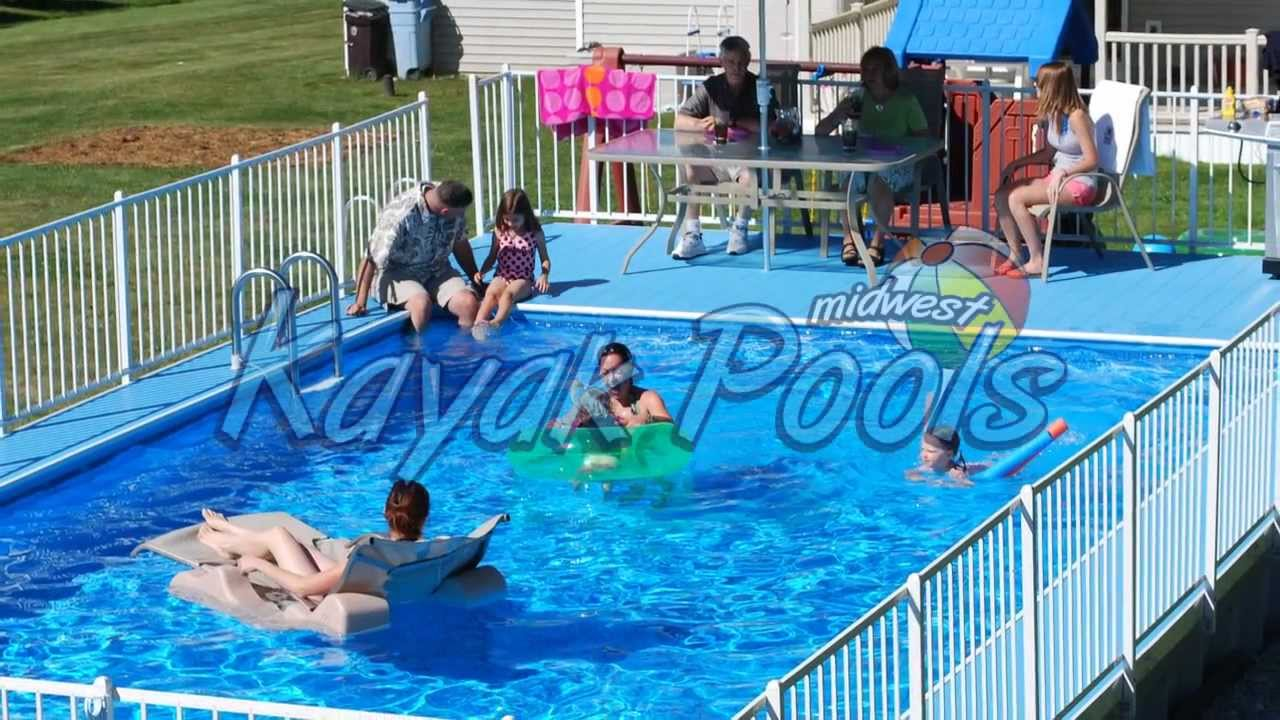 Kayak Pools Midwest Backyard Vacation Club Testimonials