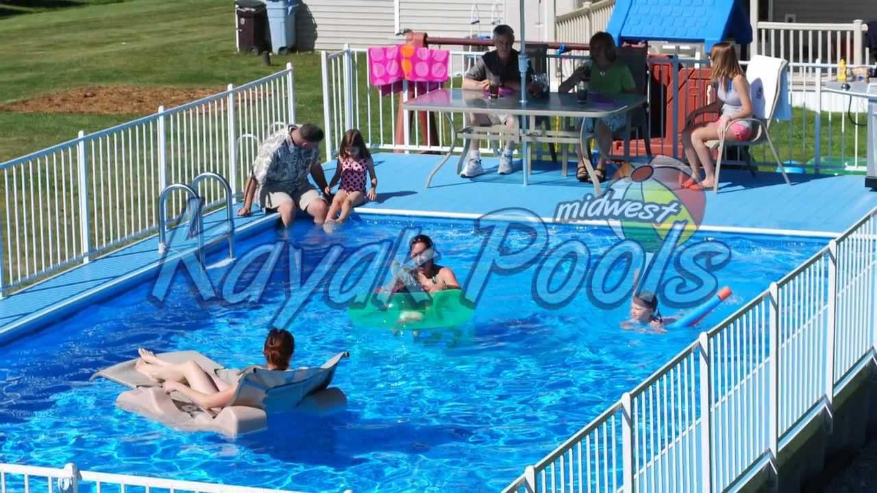 Kayak Pools Midwest Backyard Vacation Club Testimonials