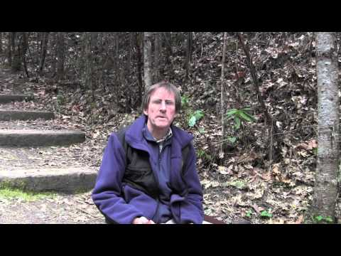"""Dennis Odion, PhD, interviewed for the upcoming film """"Clearcut Nation"""""""
