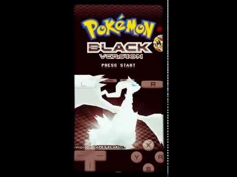 Pokémon blaze Black randomizer nuzlocke #1