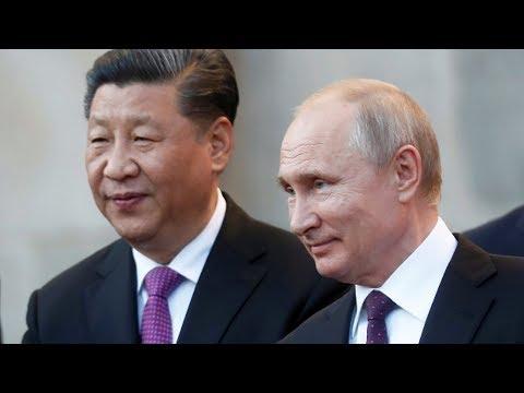China-Russia Partnership Threatens US Global Hegemony