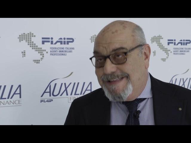 Immobiliare: Intervista a Mario Condò de Satriano - Presidente Centro Studi Fiaip