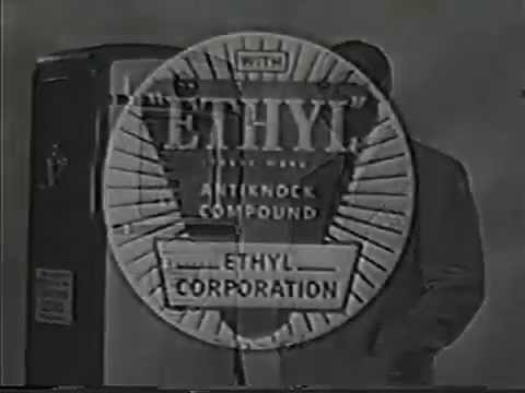 Mel Allen for Ethyl Gasoline