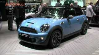 MINI Bayswater 2012 Videos