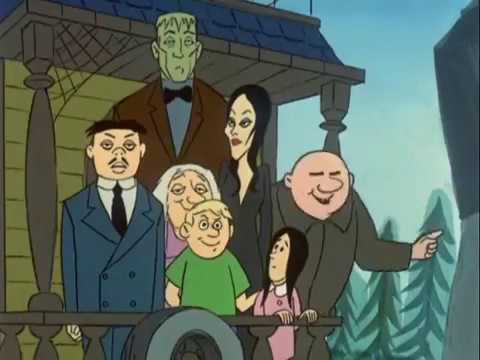 Los Locos Addams 1973 Serie Animada Hanna-Barbera (Español Latino)