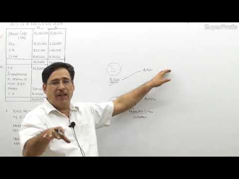 Holding Company (Consolidated Accounts) Part I